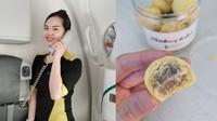 Pramugari Cantik Ini Kena PHK Saat Pandemi, Kini Sukses Jualan Ribuan Kue!