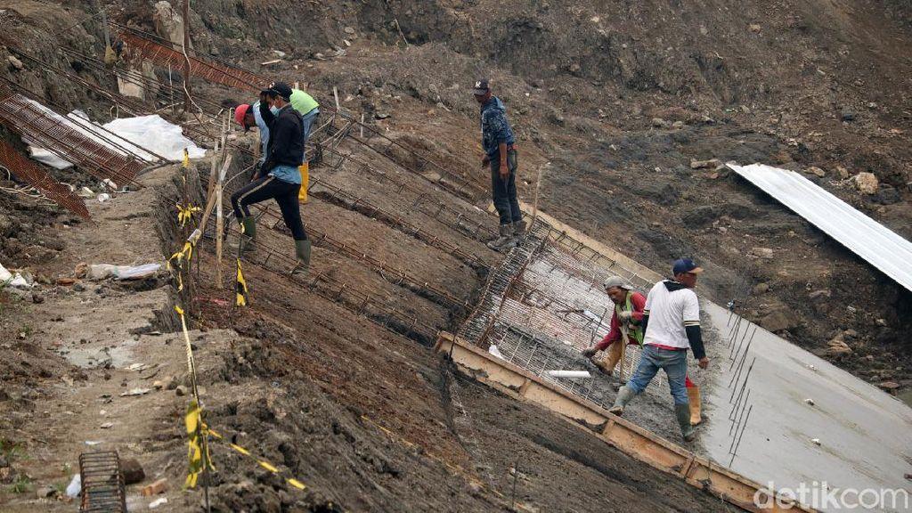 Progres Terkini Proyek Kolam Retensi Andir, Solusi Banjir Bandung Selatan