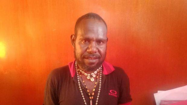 Ratius Murib alias Neson Murib, penjual senjata api ke KKB (Dok istimewa)