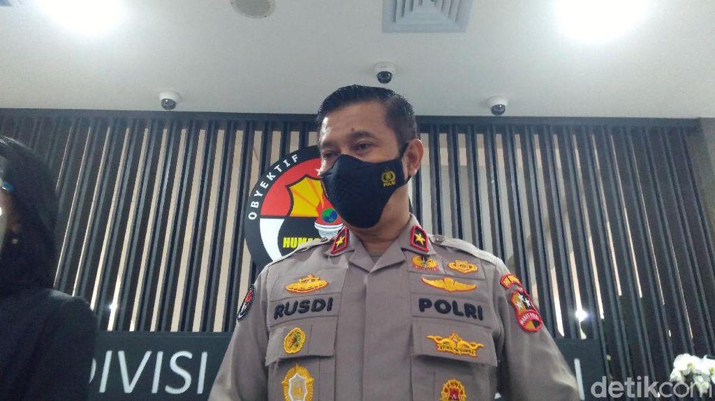 Polisi Ungkap Peran Terduga Teroris JAD di Bogor: Siapkan Bahan Peledak
