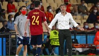 Spanyol Diimbangi Swedia, Luis Enrique Bilang Tidak Adil