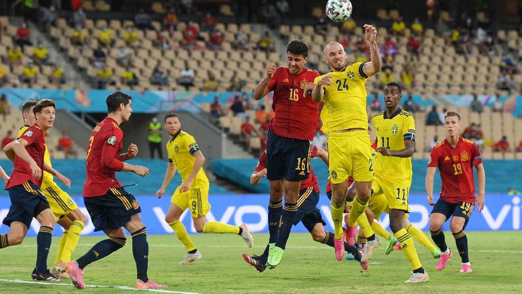Klasemen Grup E Euro 2020 Usai Spanyol Vs Swedia