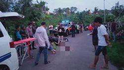 Seorang Pak Ogah di Mojokerto Jadi Korban Tabrak Lari hingga Tewas
