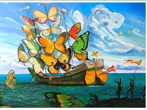 Tes Kepribadian: Gambar Kupu-kupu atau Kapal yang Pertama Kali Kamu Lihat?