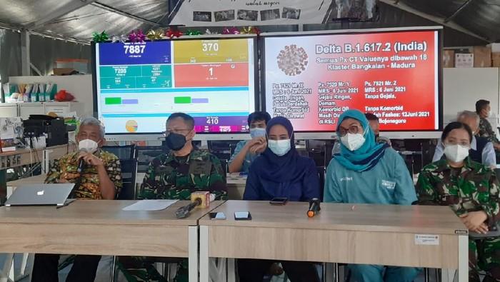 tim medis RS Lapangan Indrapura (RSLI)