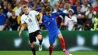 Head to head Prancis Vs Jerman: Les Bleus Ungguli Die Mannschaft