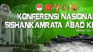 Unhan RI Gelar Konferensi Nasional Sishankamrata Abad 21