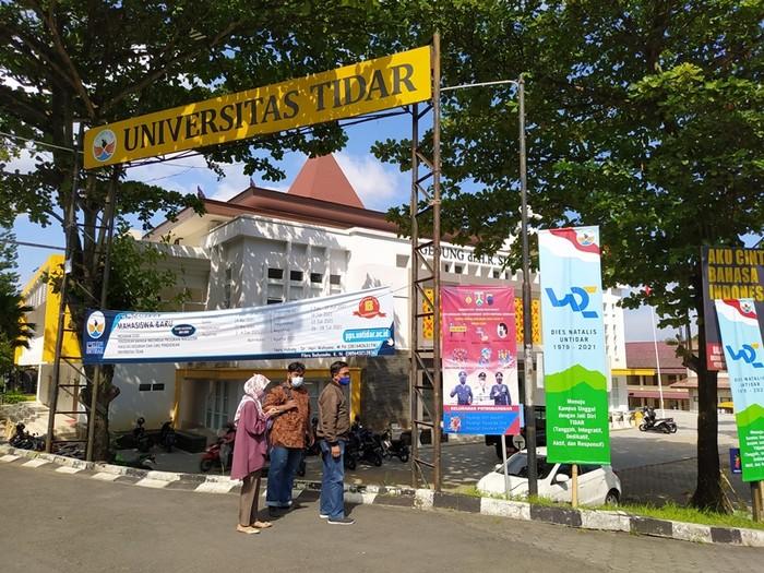 Universitas Tidar (Eko Susanto)