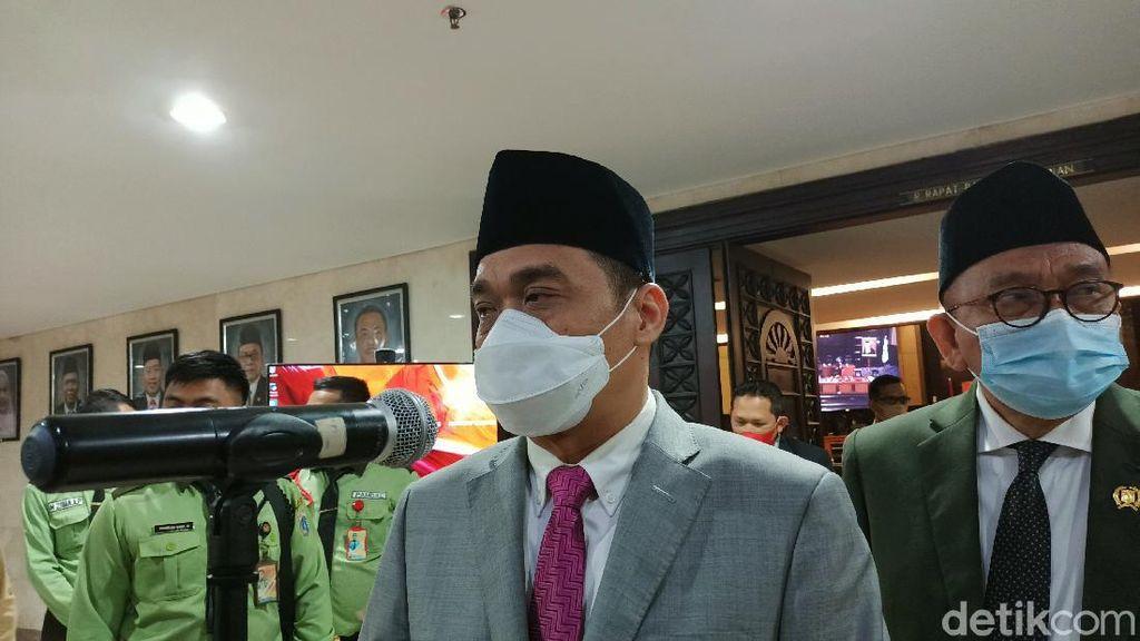 Wagub DKI Ungkap Upaya Cegah Jakarta Tenggelam Seperti Disinggung Biden