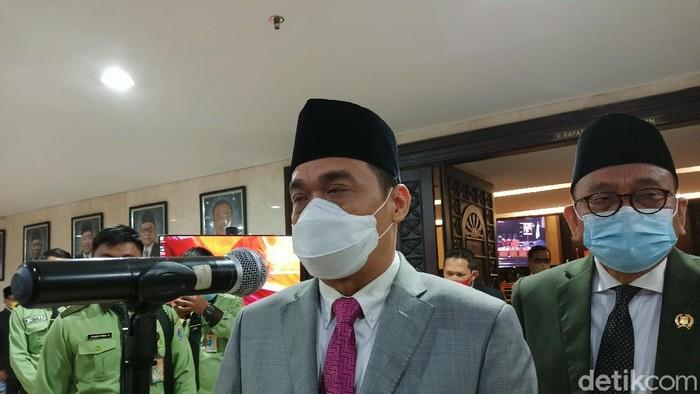 Wagub DKI Ahmad Riza Patria