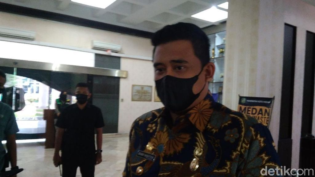 Bobby Ungkit Pemprov Sumut Berutang Rp 433 M ke Pemko Medan