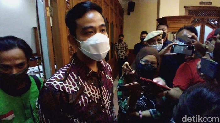 Wali Kota Solo Gibran Rakabuming Raka, SElasa (15/6/2021)