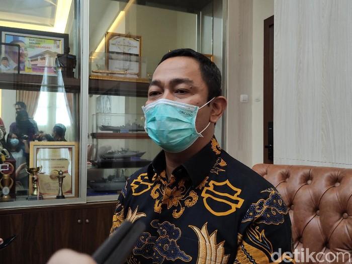 Walkot Semarang Hendrar Prihadi, Selasa (15/6/2021).