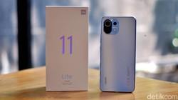 Unboxing Mi 11 Lite, HP Tipis Harga Rp 3 Jutaan