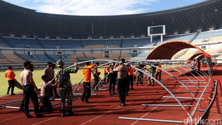 Bandung Siaga Corona, Stadion GBLA Jadi Lokasi Vaksinasi Massal