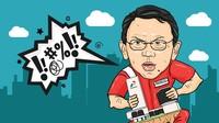Heboh Kartu Kredit Ahok Rp 30 Miliar dan Tantang Direksi Pertamina