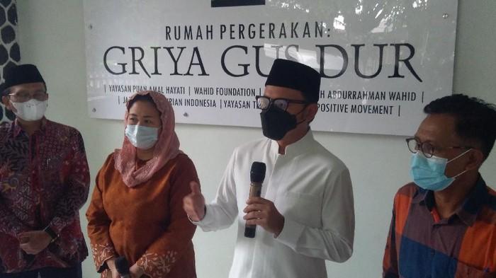 Bima Arya bertemu Yenny Wahid bahas GKI Yasmin
