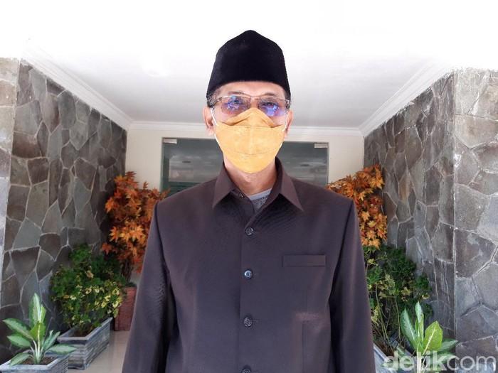 Bupati Boyolali, Mohammad Said Hidayat, Rabu (16/6/2021).