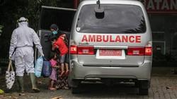 Corona RI Rekor Sejak Pandemi, Tertinggi di Asia Setelah India