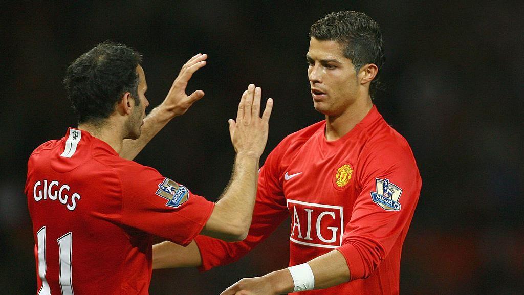 Cristiano Ronaldo Tak Suka Coca-Cola karena Ryan Giggs?