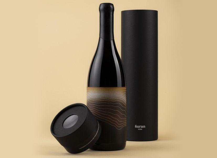 Keren! Desain Botol Wine Ini Menangkan Penghargaan di Eropa
