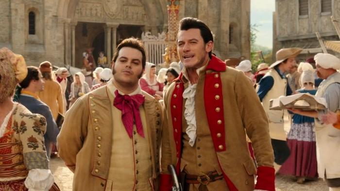 Gaston dan LeFou akan jadi dua karakter utama dalam prekuel Beauty and the Beast di Disney+.