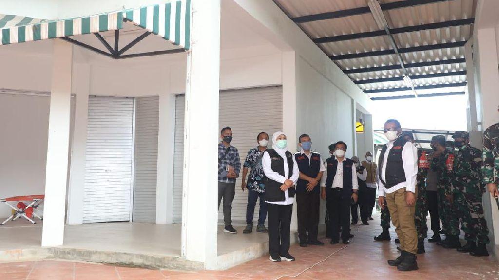 Kasus COVID-19 di Bangkalan Terus Naik, Food Court Dijadikan Tempat Isolasi
