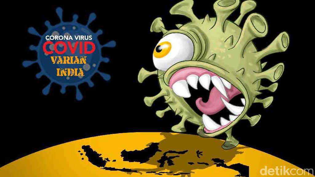 Antisipasi Varian Baru Corona, Pemkot Denpasar Tes Acak di Keramaian