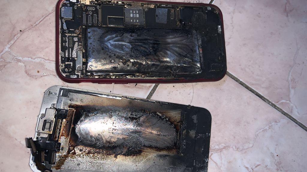 iPhone 6 Meledak