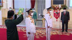 Gubernur dan Wakil Gubernur Sulteng Positif COVID-19