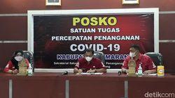 Kabupaten Semarang Zona Merah Corona, Isolasi Penuh-ICU Terisi 83%