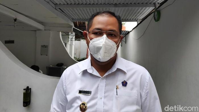 Ketua Satgas COVID-19 Kulon Progo, Fajar Gegana