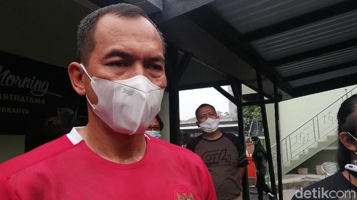 Komandan Korem (Danrem) 074/Warastratama Surakarta, Kolonel Inf Deddy Suryadi