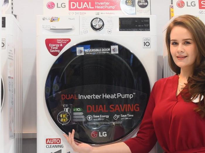 LG Dual Inverter HeatPump