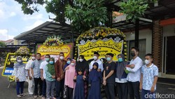 Menpora Sampaikan Pesan Presiden Jokowi ke Keluarga Markis Kido