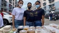 Mulia! Miss Universe Thailand Bagikan 500 Makanan Buatan Chef Michelin