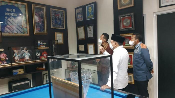 Museum mini Markis Kido di Bekasi