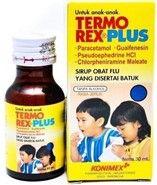 Obat flu anak.