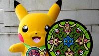 Penutup Got Paling Gemoy Sedunia, Berkarakter Pokemon