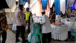 Pesta Nikah di Cabangbungin Bekasi Bikin Kerumunan, Langsung Dibubarkan!