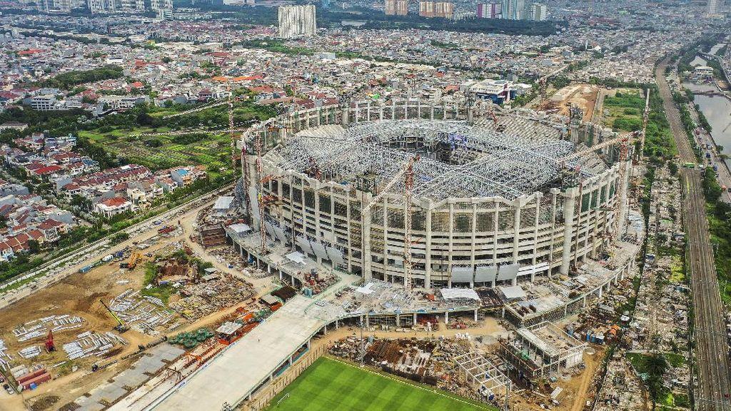 Profil Stadion JIS yang Akan Diresmikan Desember 2021