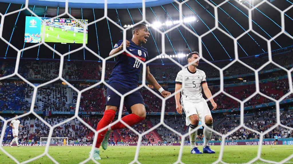 7 Fakta Usai Prancis Vs Jerman: Die Mannschaft Ompong Lagi