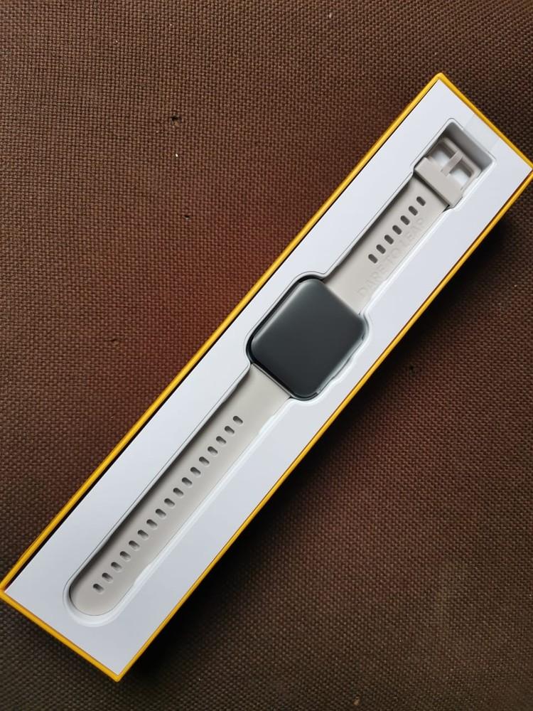 Smartwatch Realme Watch 2 Pro.