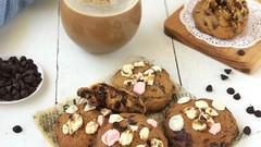 Resep Pembaca : Banana Coffee Cookies yang Renyah Manis Buat Ngopi