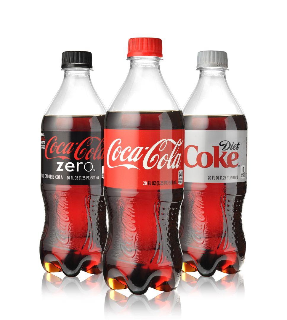 Ronaldo Singkirkan Coca-Cola, Ini Kandungan Gizi Minuman Soda