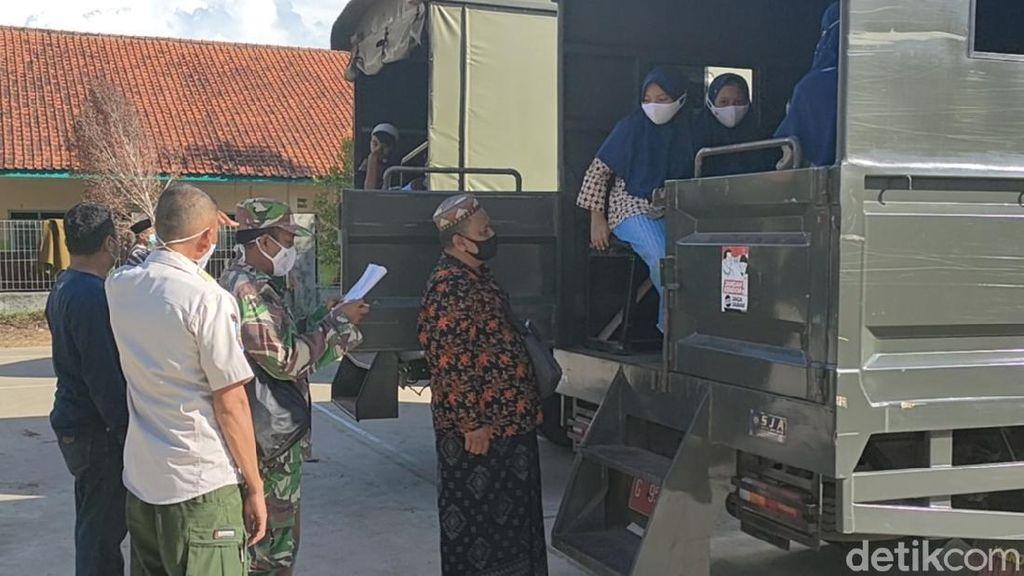 Kena Corona, 48 Santri Ponpes Syafii Akrom Pekalongan Dievakuasi