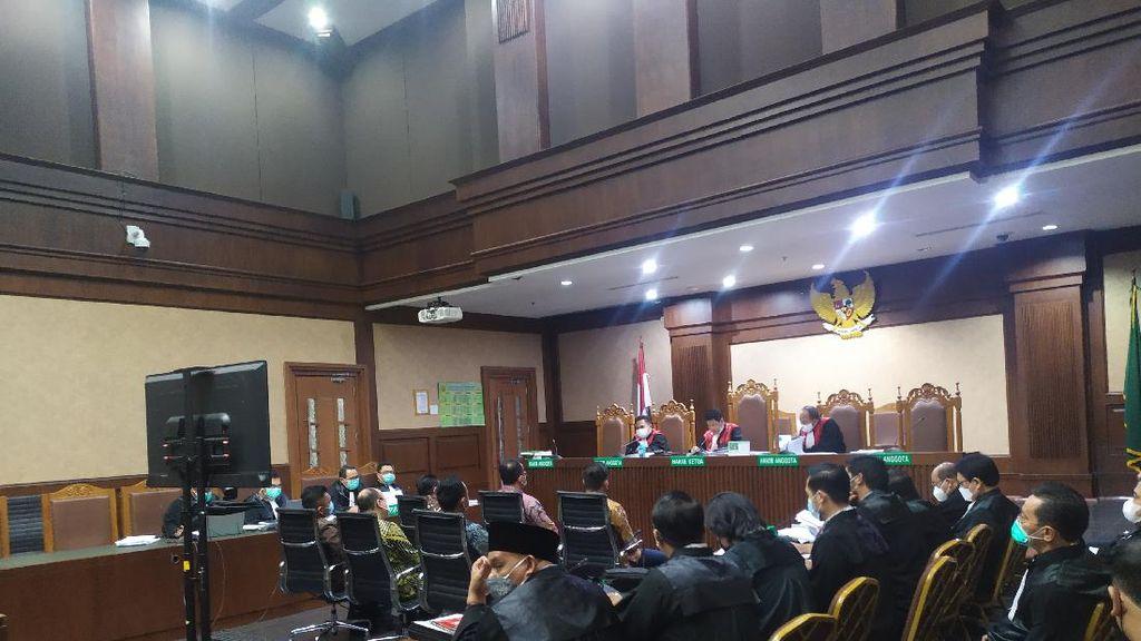 Hakim Marahi Saksi Sidang Edhy Prabowo Gegara Jawaban Mencla-mencle