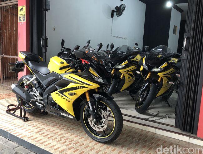 Laku Lebih Dari 20 Unit Sebulan Yamaha R15 Bekas Lagi Jadi Incaran