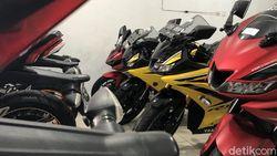 Cek Harga Motor 150cc dan 250cc Bekas