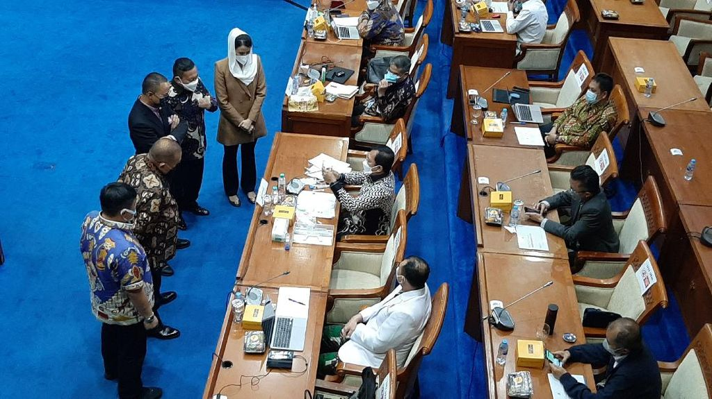 Di Depan Anggota DPR, Terawan Pamer Prosedur Buat Vaksin Nusantara